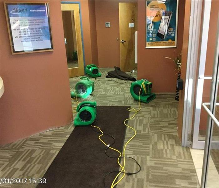 Commercial Water Damage South Bend, IN